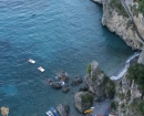 Santa Croce's Beach in Amalfi